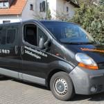 Schlüsseldienst Enke - Fahrzeug